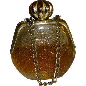 Avon Purse Petite Cologne Bottle with Hana Gasa Scent