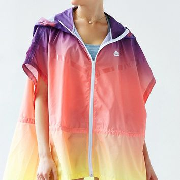 Nike R U Sunset Poncho - Urban Outfitters