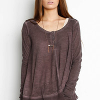 OTHERS FOLLOW New Moon L/S Top