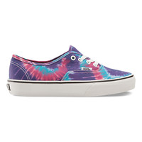 Vans Tie Dye Authentic (pink/purple)