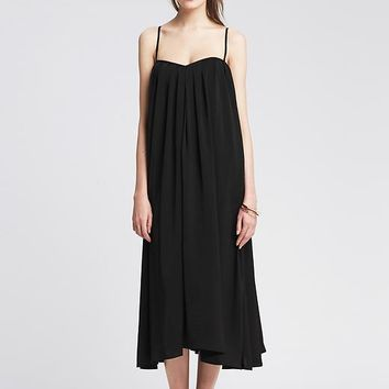 Banana Republic Womens Trapeze Dress