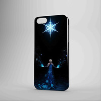 Princess Elsa Magic Disney Frozen iPhone Case Samsung Galaxy Case NDR 3D