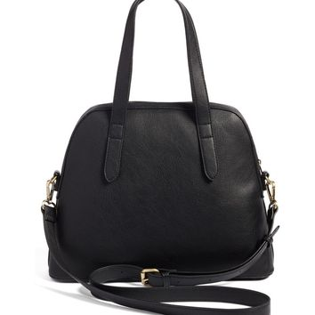 Sole Society Christie Faux Leather Satchel | Nordstrom