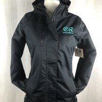 Women's CR All-Weather Jacket Teal