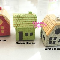 House mounted Rubber Stamp - 3 styles can choose RS29