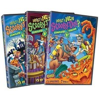 What's New Scooby-Doo? TV Series Complete Seasons1-3 (1 2 3) NEW 6-DISC DVD SET