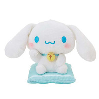 "5"" Cinnamoroll Lucky Cat Plush"