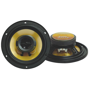 "Pyramid Yellow Label Series 2-way Speakers (6.5"" 200 Watts)"