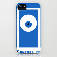 Monsters, inc. iPhone Case by Citron Vert   Society6