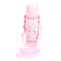 Hello Kitty x Strawberry Shortcake Stainless Steel Water Bottle