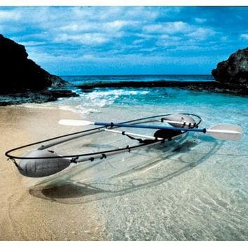 The Transparent Canoe Kayak