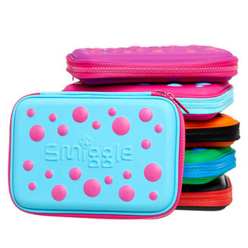 Bubble Hardtop Spot Pencil Case