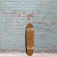 "Churchill Bamboo Nickel Penny Cruiser Skateboard 28"" x 7"" Deck"