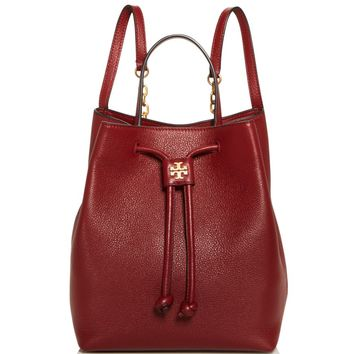 Tory Burch Georgia Pebbled Leather Backpack - 100% Exclusive | Bloomingdales's