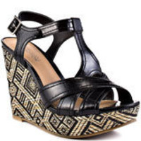 Kenneth Cole Reaction's Multi-Color Live A Little PA - Black for 79.99 direct from heels.com