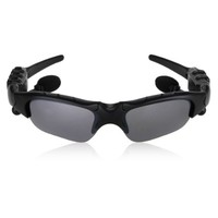 Excelvan® Bluetooth Sunglasses Polarized Handsfree Headset for CellPhone Mobile Phone