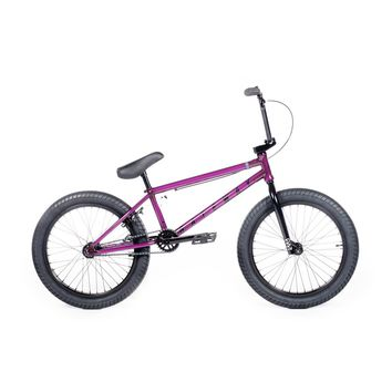 GATEWAY JR B TRANS PURPLE COMPLETE BMX BIKE 2019