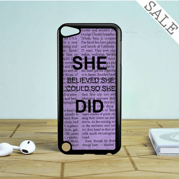 shawn mendes song iPod Touch 5 Case