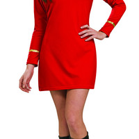 Womens Star Trek Deluxe Uhura Costume
