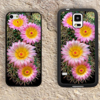 Cactus Flowers iPhone Case-pretty in pink flowers iPhone 5/5S Case,iPhone 4/4S Case,iPhone 5c Cases,Iphone 6 case,iPhone 6 plus cases,Samsung Galaxy S3/S4/S5-172