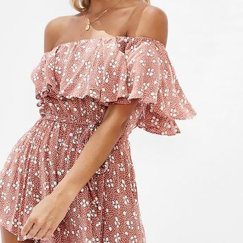 What Lovers Do Playsuit