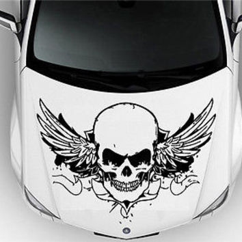 Best Vinyl Car Signs Products On Wanelo - Car sign with wings