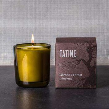 Tabac Candle, Garden & Forest Infusions