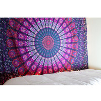 Sports Towel 2016 Indian Mandala Tapestry Wall Hanging Tapestries Beach Throw Towel Cover Up Yoga Mat Table Cloth