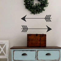 Arrows Vinyl Wall Decal-Arrows -Vinyl Wall Decals Lettering