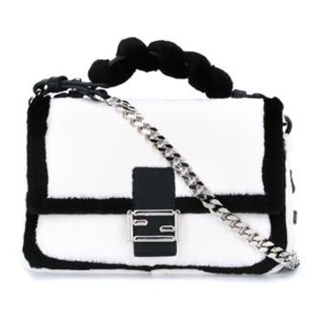 FENDI | Fashion Show Double Micro Baguette Bag | Womenswear | Browns Fashion