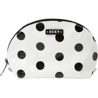 Roxy Good Day Cosmetic Bag - Women's Sea Spray, One