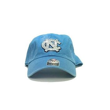 NCAA '47 Brand Adjustable Cap + Swarovski Crystals