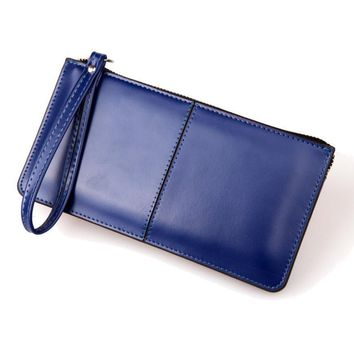 Leather Lady Women Wallet