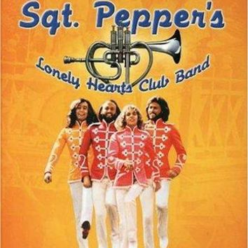 Peter Frampton & Barry Gibb & Michael Schultz-Sgt. Pepper's Lonely Hearts Club Band
