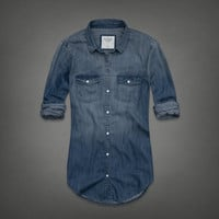 Sarah Denim Shirt