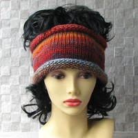 Lovely  Knit headband Soft Headband Ear Warmer Hair Accessories Winter Fashion 2015 Hand-knitted by the AlbadoFashion