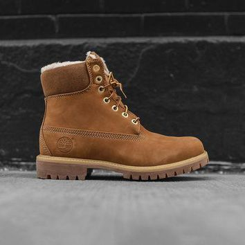 Timberland 6' Construct Boot   Wheat
