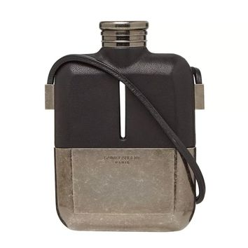 Classic Brown Flask by Saint Laurent