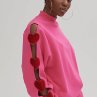Lazy Oaf Heart Breaker Sweatshirt