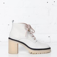 Free People Sydney Hiker Boot - Ivory