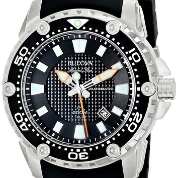 Bulova Marine Star Automatic Divers 200M 98B209 Gents' Watch