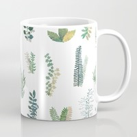 green garden Mug by franciscomffonseca