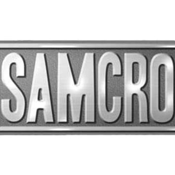 Sons of Anarchy SAMCRO Embossed Metal Belt Buckle - Sons of Anarchy - | TV Store Online