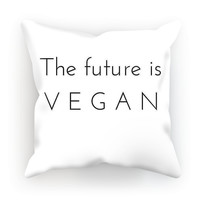 Future Vegan Future Vegan Cushion