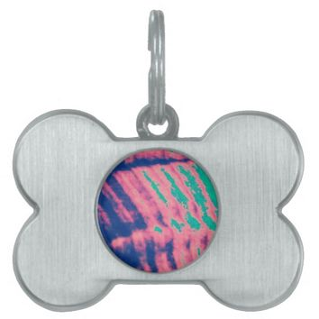 Tropical Pet ID Tag