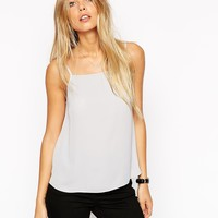 ASOS High Neck Cami Top