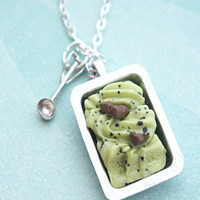 gelato necklace