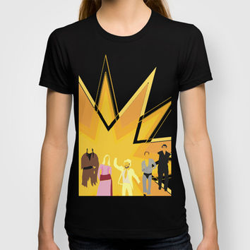 Minimalist It's Always Sunny in Philadelphia-The Nightman Cometh T-shirt by Bel17
