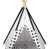 SALE Tipi Kids Play Teepee Tent Wigwam Zelt Tente Playtent Kids teepee Tipi enfant Playhouse Playtent childrens teepee