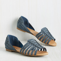 What a Wonderful Wharf Flat | Mod Retro Vintage Flats | ModCloth.com